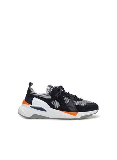 George Hogg Erkek  Sneakers 7004747 Lacivert